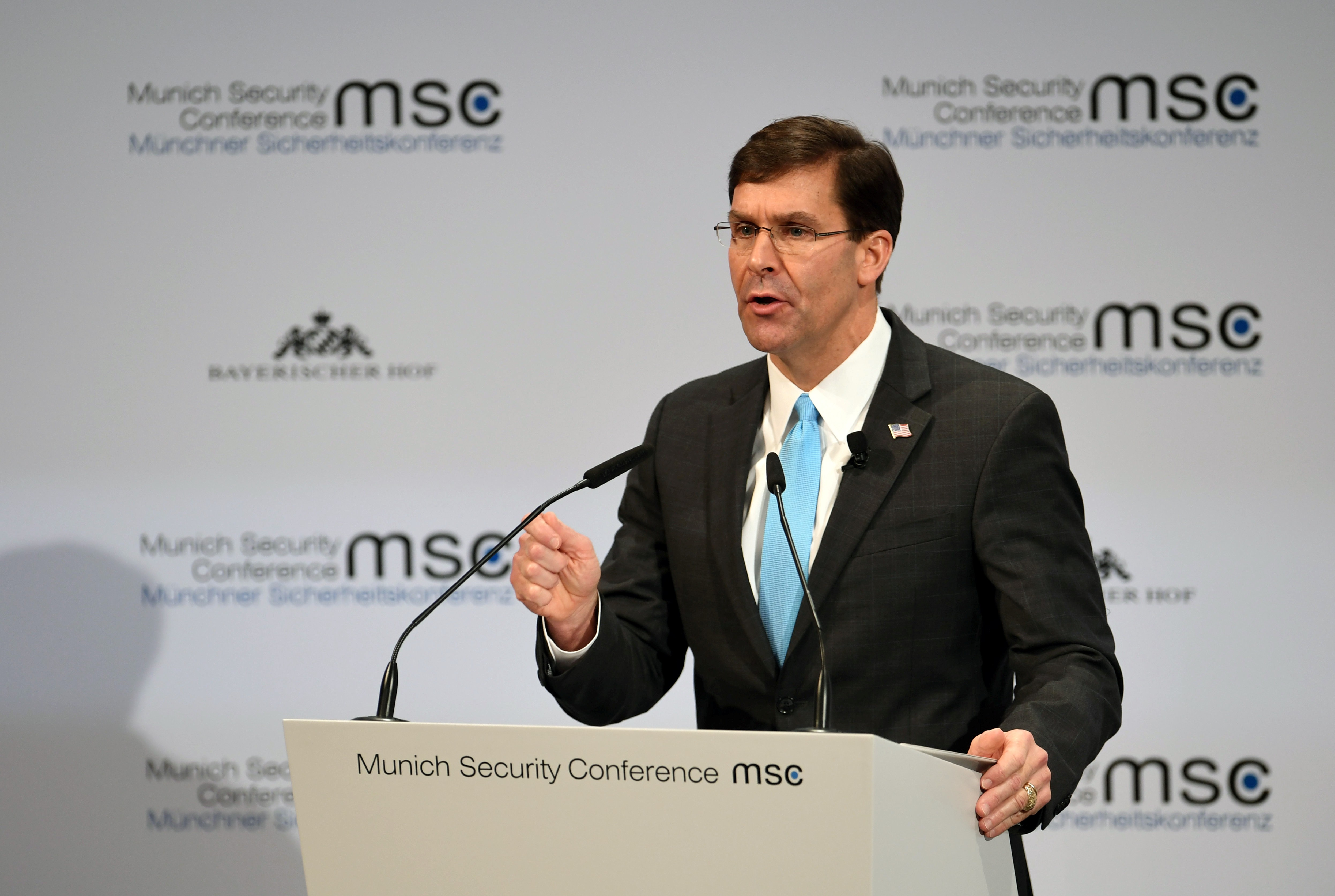 Secretário de Defesa dos EUA diz que Huawei é ameaça à Otan