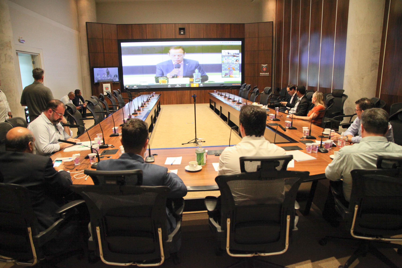 Governadores do Sul e Sudeste debatem impactos da pandemia