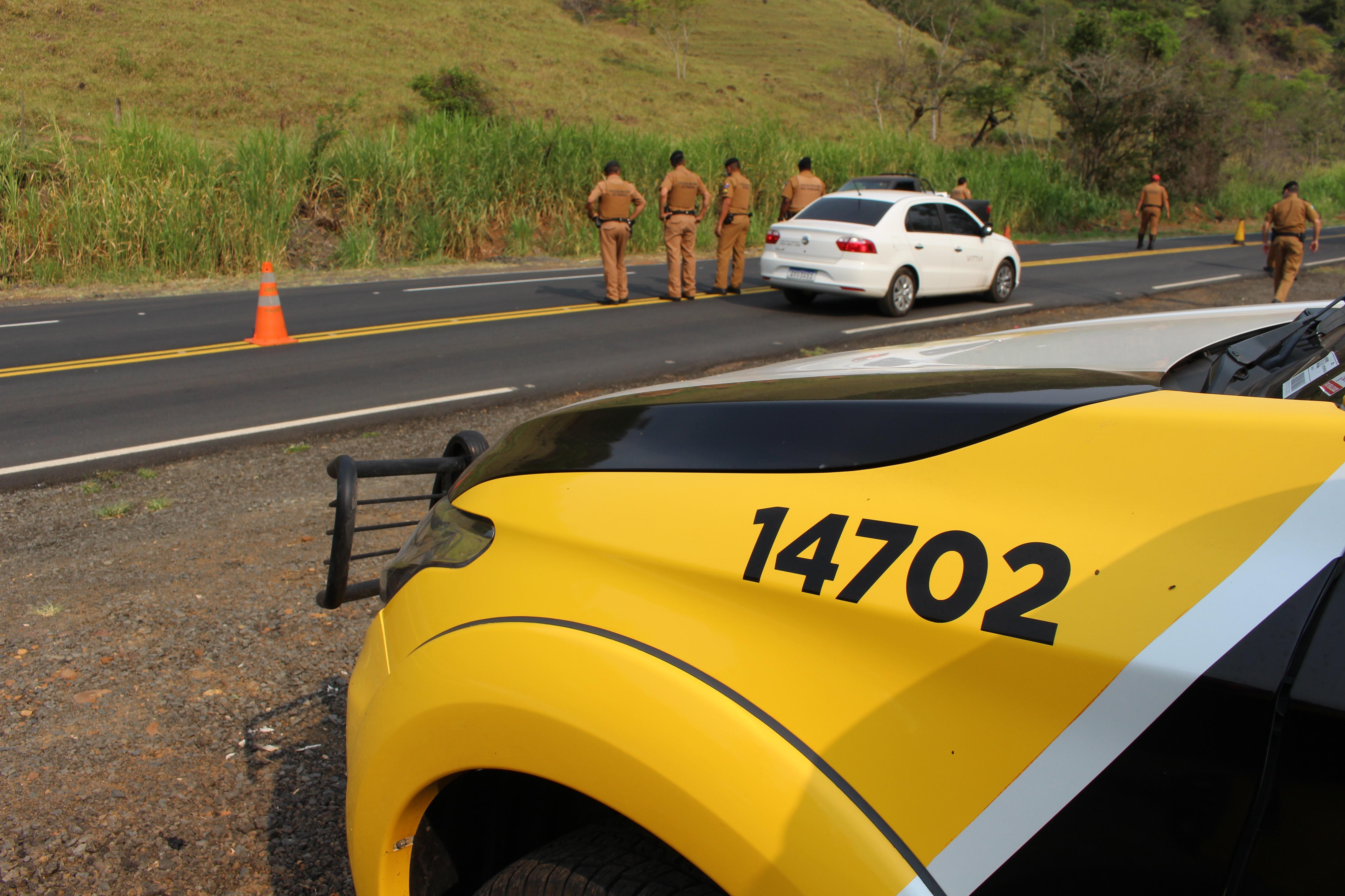 Megaoperação Divisas Integradas termina com a apreensão de mais de 410 quilos de drogas pela Polícia Militar do Paraná