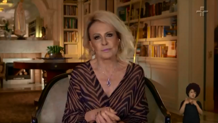 Ana Maria Braga quebrou o braço após assédio de diretor de TV: