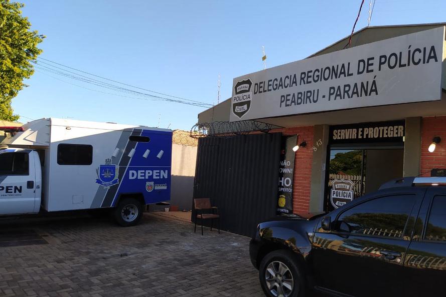 Cadeia Pública de Peabiru é desativada e cadeia feminina é implantada em Mamborê, no Noroeste do Paraná - Foto: SESP