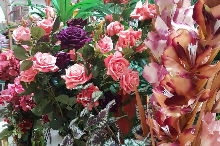 Flores- Rosas - Foto: Divulgação CEASA