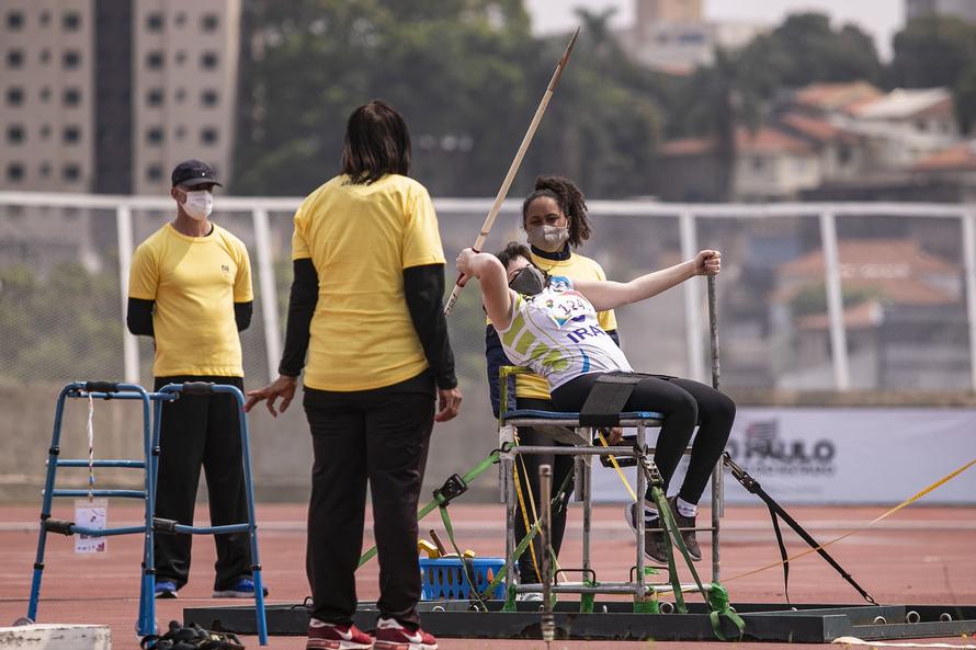 Estudante da Unicentro é medalhista nas Paralimpíadas Universitárias - Foto: Unicentro